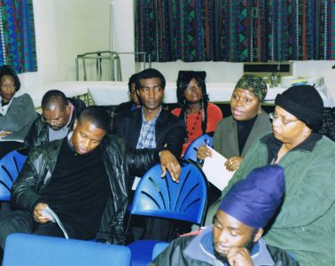 A Brief History and Future Plans for the African Caribbean Centre: 2005 image