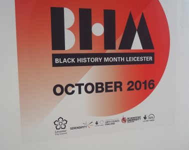 BBC Radio Leicester: BHM October 2016 image