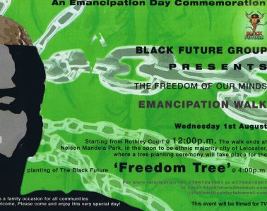Black History Season in Leicester 2010 image
