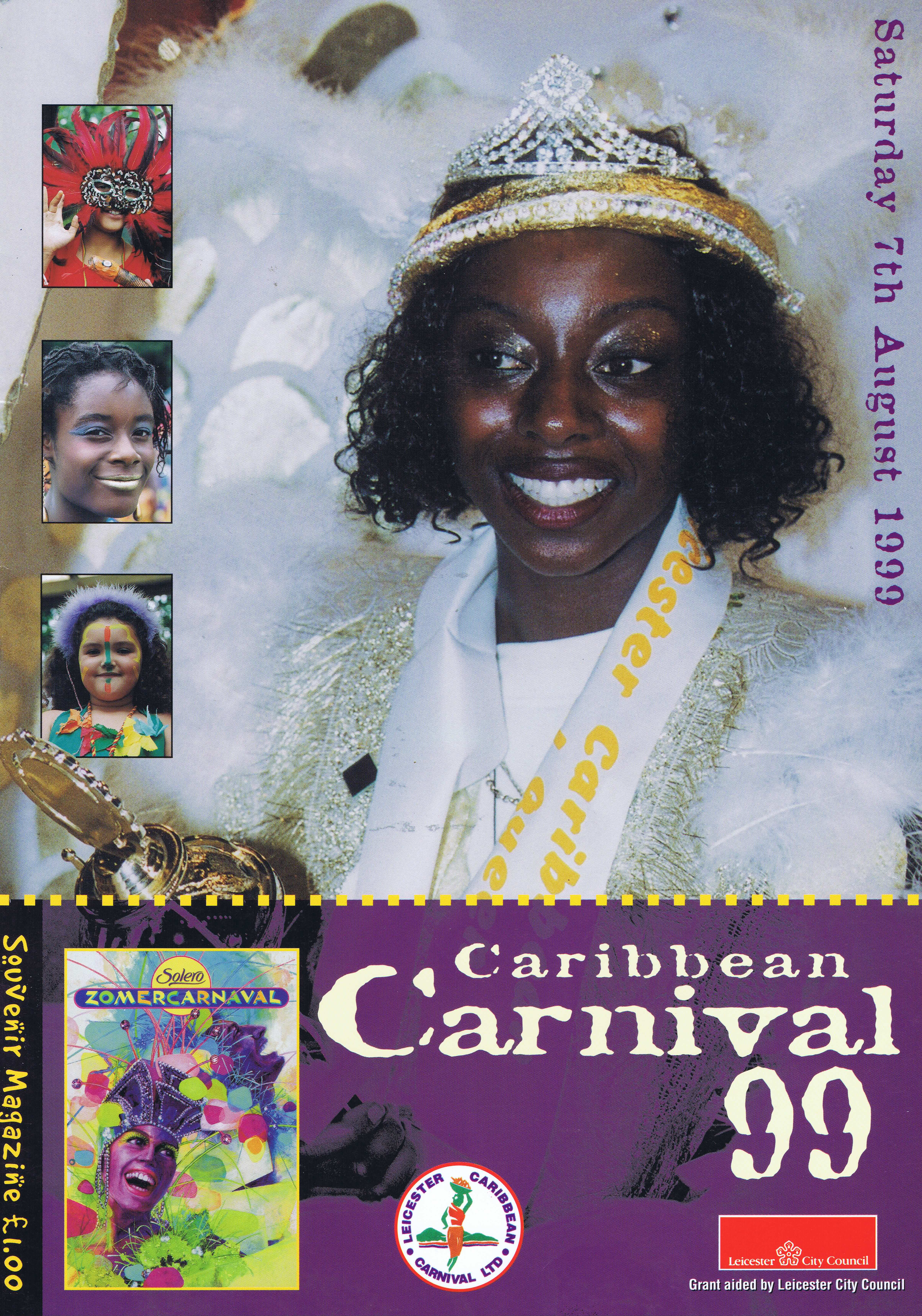 Caribbean Carnival: 1999 — Page Banner