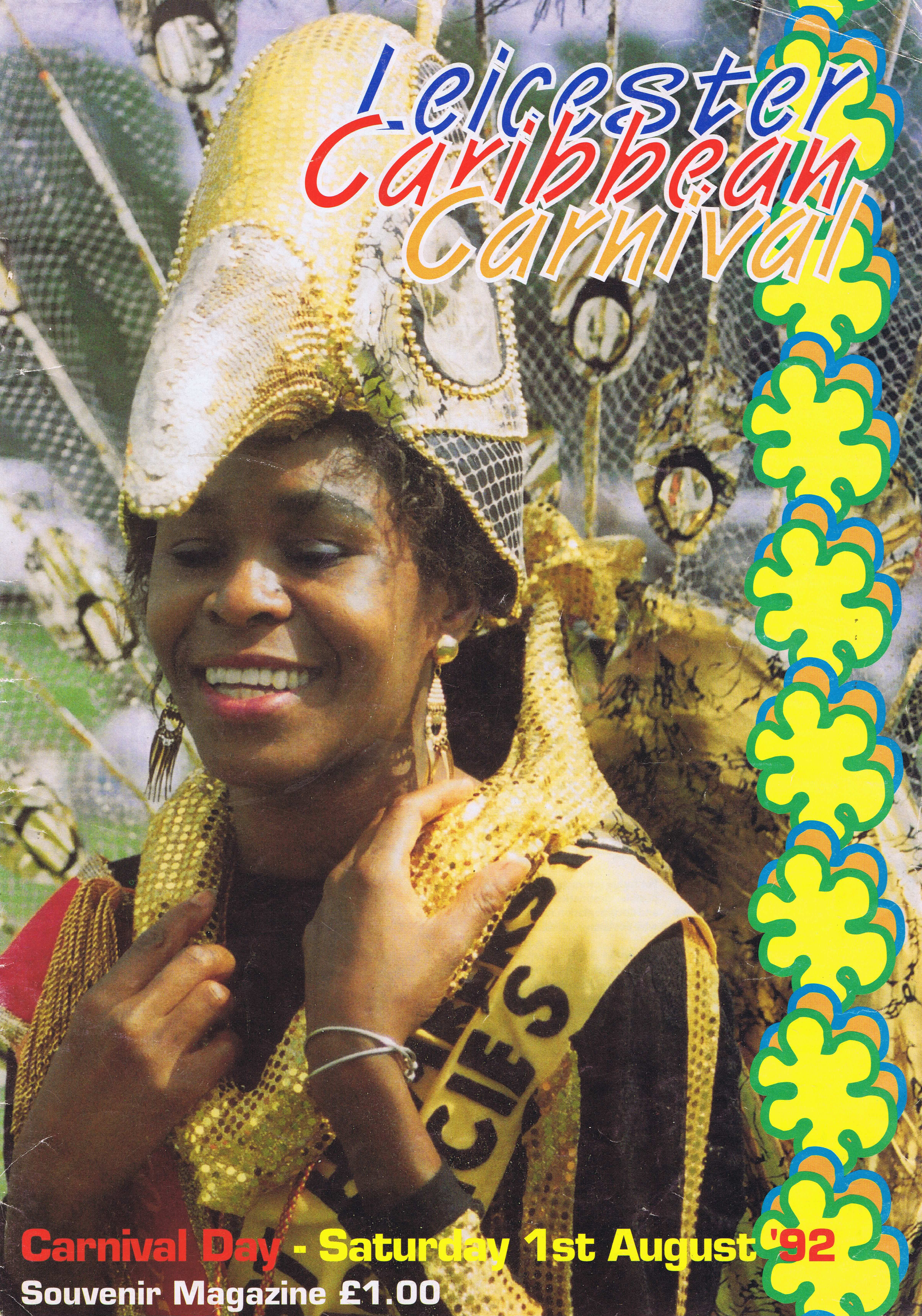 Caribbean Carnival: 1992 — Page Banner
