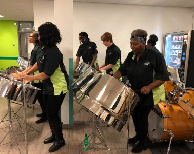 The Story of Contrast Steel Band 1974 – 2017 image
