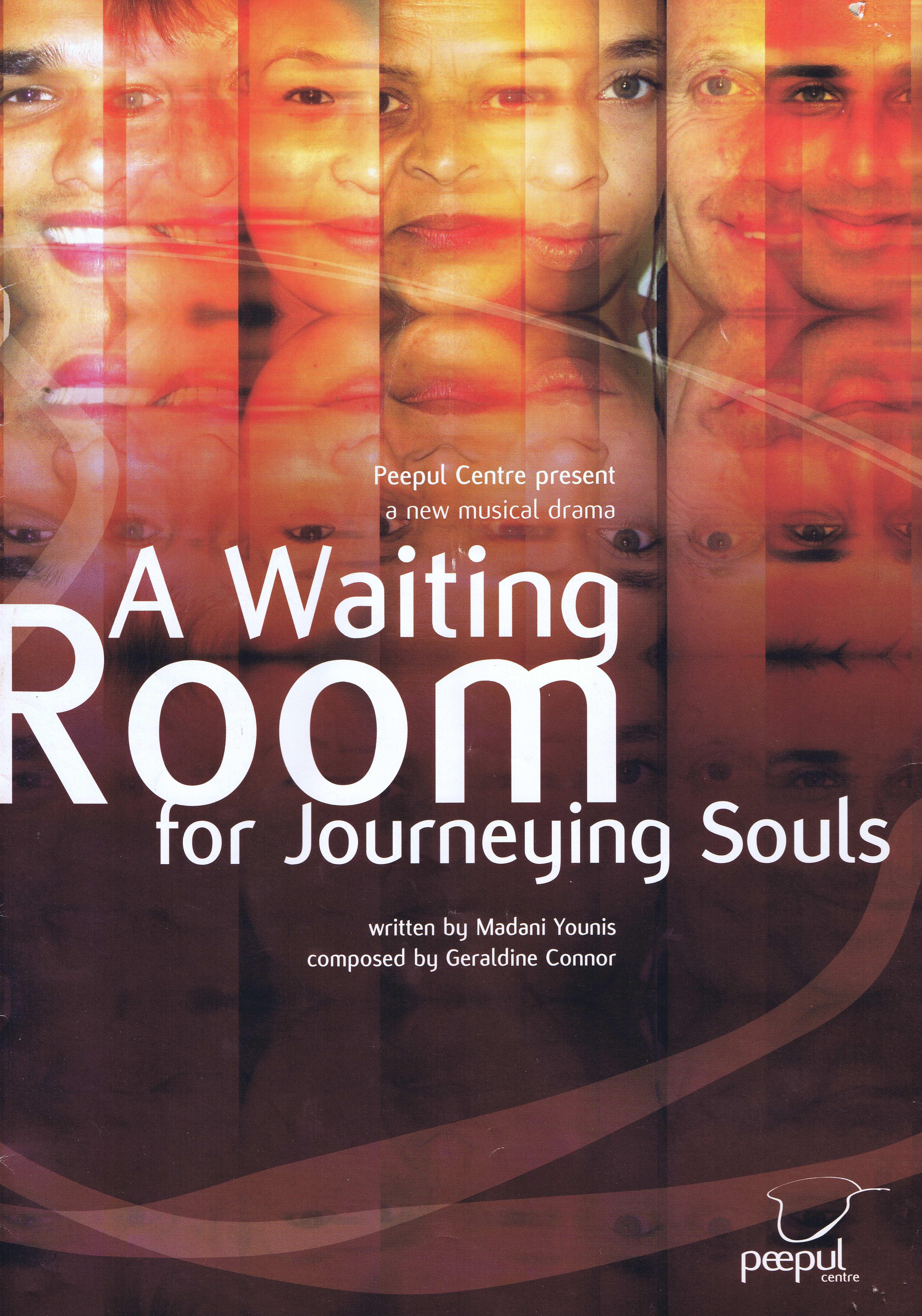 A Waiting Room for Journeying Souls — Page Banner