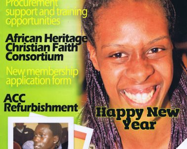 African Caribbean Citizens Forum (ACCF): Winter/Spring 2011 image
